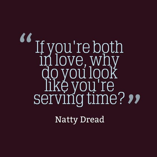 love-serving-time